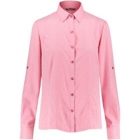 Meru Visalia Longsleeve Shirt Women pink